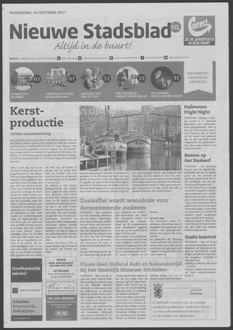Het Nieuwe Stadsblad 2017-10-18