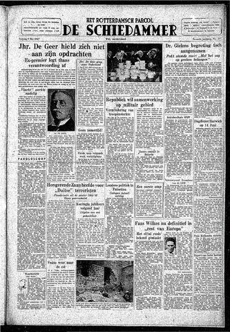 Rotterdamsch Parool / De Schiedammer 1947-05-09
