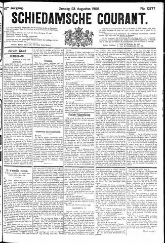 Schiedamsche Courant 1908-08-23