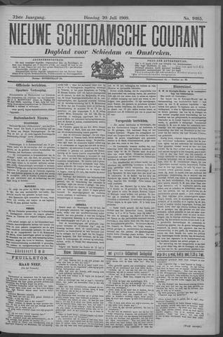 Nieuwe Schiedamsche Courant 1909-07-20