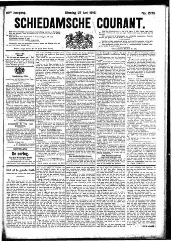 Schiedamsche Courant 1916-06-27