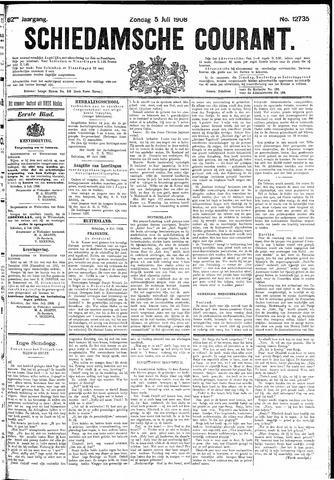 Schiedamsche Courant 1908-07-05