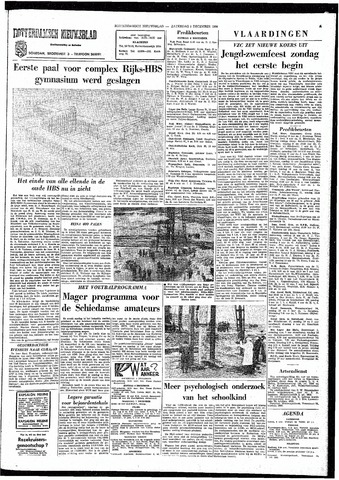 Rotterdamsch Nieuwsblad / Schiedamsche Courant / Rotterdams Dagblad / Waterweg / Algemeen Dagblad 1964-12-05