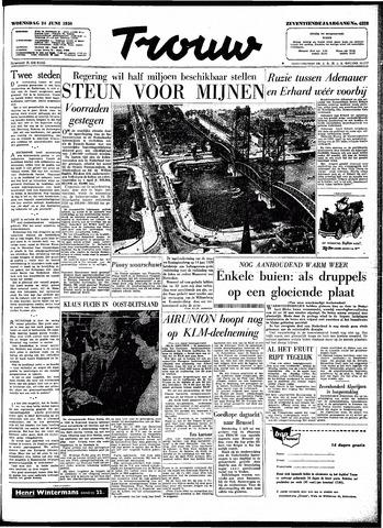 Trouw / De Rotterdammer 1959-06-24