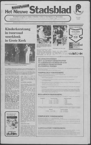 Het Nieuwe Stadsblad 1975-12-23