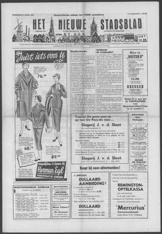 Het Nieuwe Stadsblad 1955-04-06