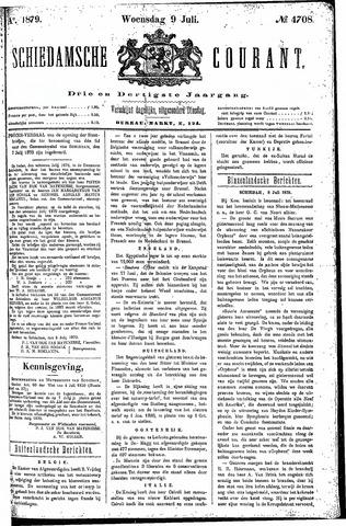 Schiedamsche Courant 1879-07-09