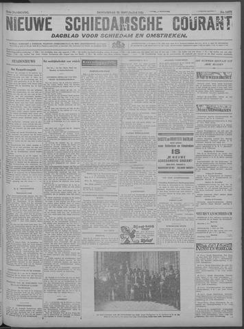 Nieuwe Schiedamsche Courant 1929-11-21