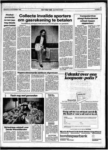 Het Vrije volk 1988-11-22