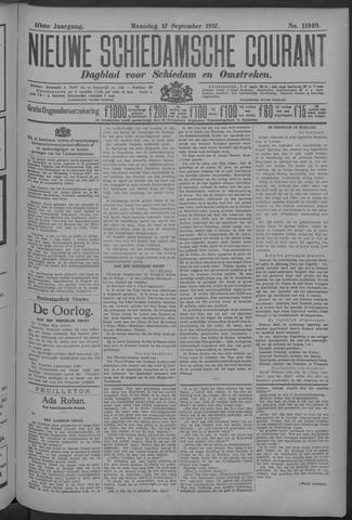 Nieuwe Schiedamsche Courant 1917-09-17