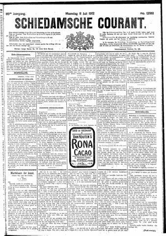 Schiedamsche Courant 1912-07-08