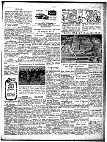 Trouw / De Rotterdammer 1953-10-07