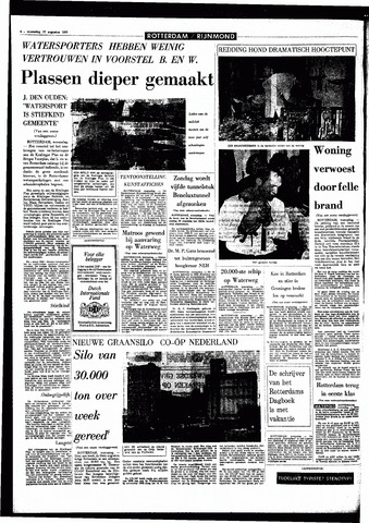 Rotterdamsch Parool / De Schiedammer 1966-08-17