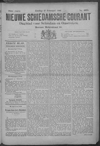 Nieuwe Schiedamsche Courant 1901-02-17