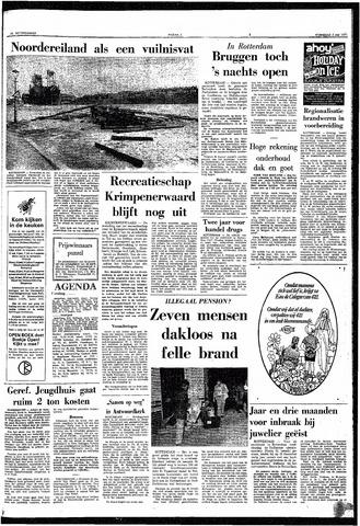 Trouw / De Rotterdammer 1971-05-05