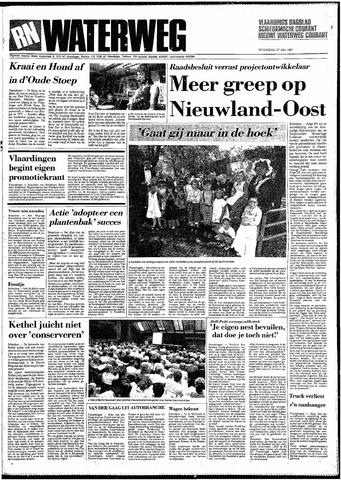 Rotterdamsch Nieuwsblad / Schiedamsche Courant / Rotterdams Dagblad / Waterweg / Algemeen Dagblad 1987-05-27