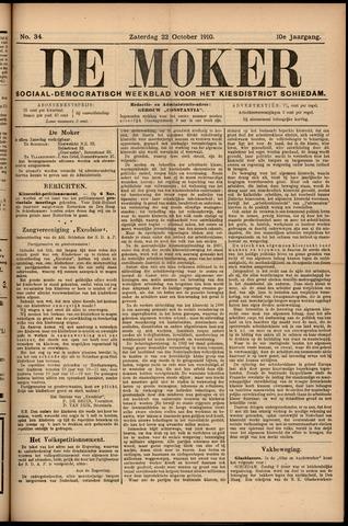 De Moker 1910-10-22