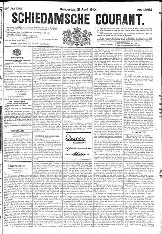 Schiedamsche Courant 1910-04-21