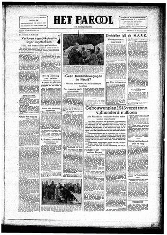 Rotterdamsch Parool / De Schiedammer 1946-03-15