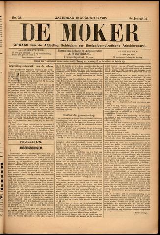 De Moker 1905-08-12