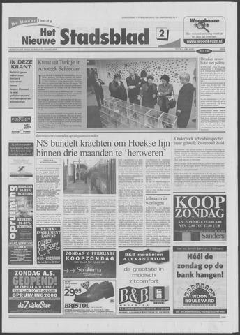 Het Nieuwe Stadsblad 2000-02-03