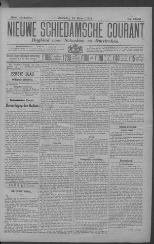 Nieuwe Schiedamsche Courant 1913-03-15