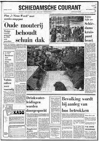 Rotterdamsch Nieuwsblad / Schiedamsche Courant / Rotterdams Dagblad / Waterweg / Algemeen Dagblad 1974-05-11