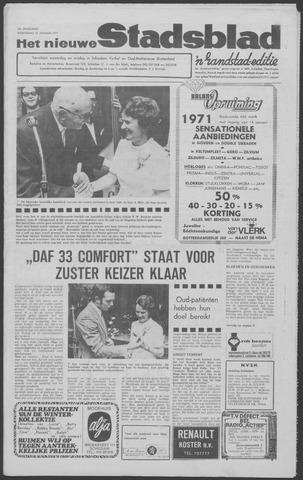 Het Nieuwe Stadsblad 1971-01-13