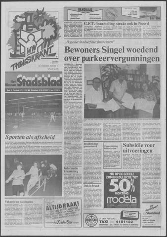 Het Nieuwe Stadsblad 1991-07-05
