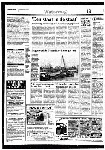 Rotterdamsch Nieuwsblad / Schiedamsche Courant / Rotterdams Dagblad / Waterweg / Algemeen Dagblad 1993-10-28