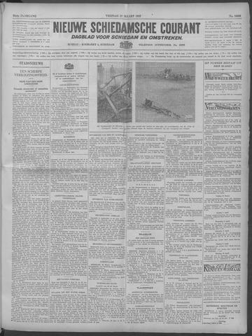 Nieuwe Schiedamsche Courant 1933-03-31
