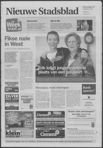 Het Nieuwe Stadsblad 2011-10-19