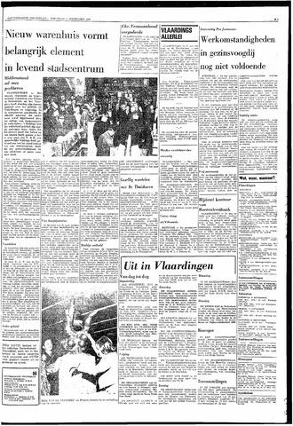 Rotterdamsch Nieuwsblad / Schiedamsche Courant / Rotterdams Dagblad / Waterweg / Algemeen Dagblad 1968-09-11