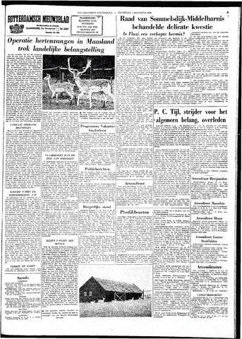 Rotterdamsch Nieuwsblad / Schiedamsche Courant / Rotterdams Dagblad / Waterweg / Algemeen Dagblad 1964-08-01