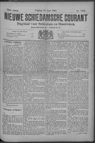 Nieuwe Schiedamsche Courant 1901-06-21