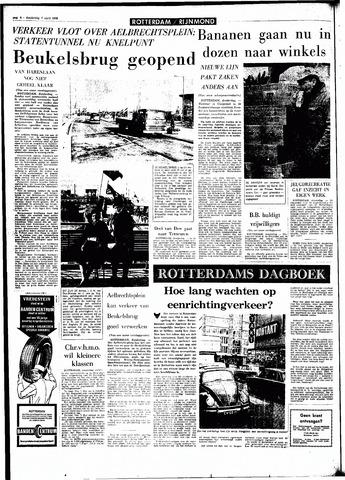 Rotterdamsch Parool / De Schiedammer 1966-04-07