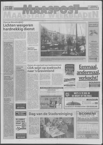 Maaspost / Maasstad / Maasstad Pers 1998-09-23