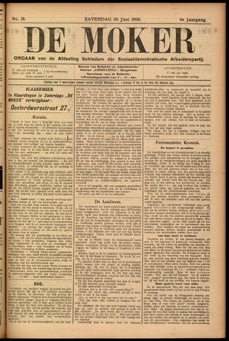 De Moker 1906-06-30