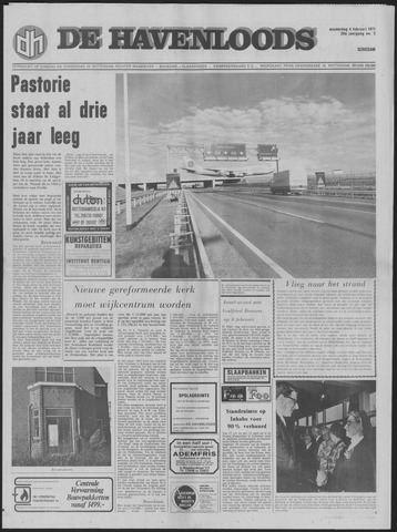 De Havenloods 1971-02-04