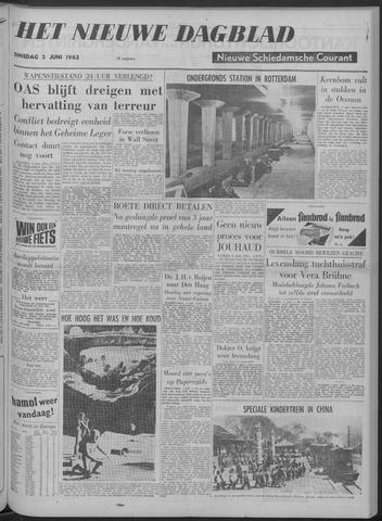 Nieuwe Schiedamsche Courant 1962-06-05