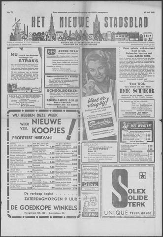 Het Nieuwe Stadsblad 1951-07-27