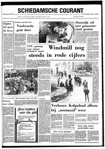 Rotterdamsch Nieuwsblad / Schiedamsche Courant / Rotterdams Dagblad / Waterweg / Algemeen Dagblad 1979-01-08