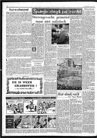 Rotterdamsch Parool / De Schiedammer 1957-06-13