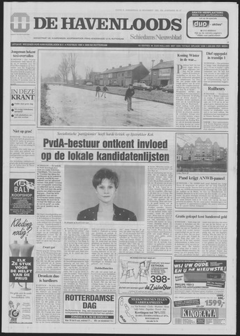 De Havenloods 1993-11-25