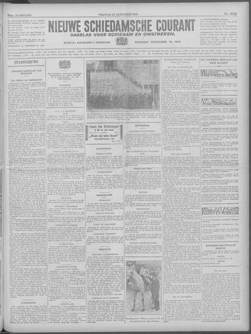 Nieuwe Schiedamsche Courant 1933-08-18
