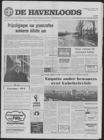 De Havenloods 1973-11-29