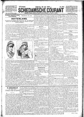 Schiedamsche Courant 1929-07-20
