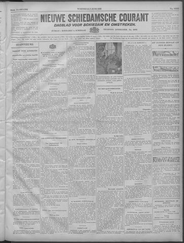 Nieuwe Schiedamsche Courant 1932-06-08
