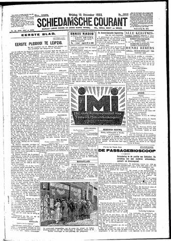 Schiedamsche Courant 1933-12-15