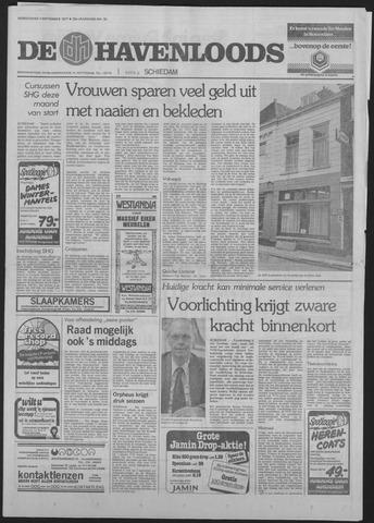 De Havenloods 1977-09-01